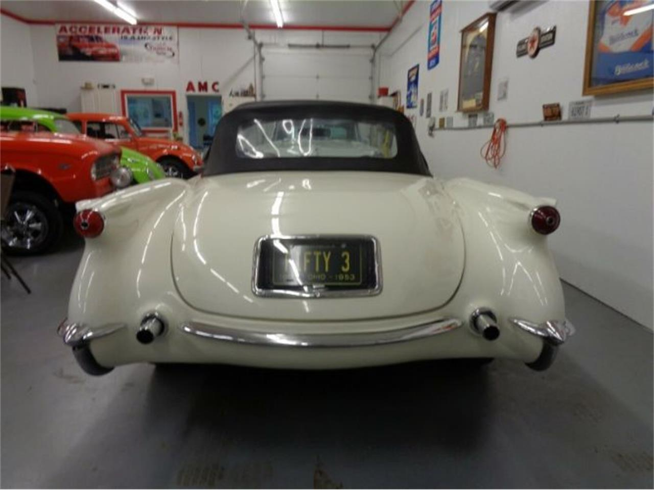 Large Picture of '53 Corvette Offered by Classic Car Deals - QKGC