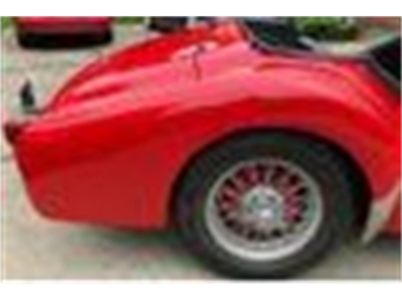 Large Picture of '60 TR3 - QKGJ