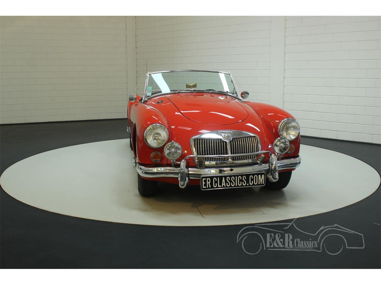 Large Picture of '62 MG MGA - $45,000.00 Offered by E & R Classics - QKGO
