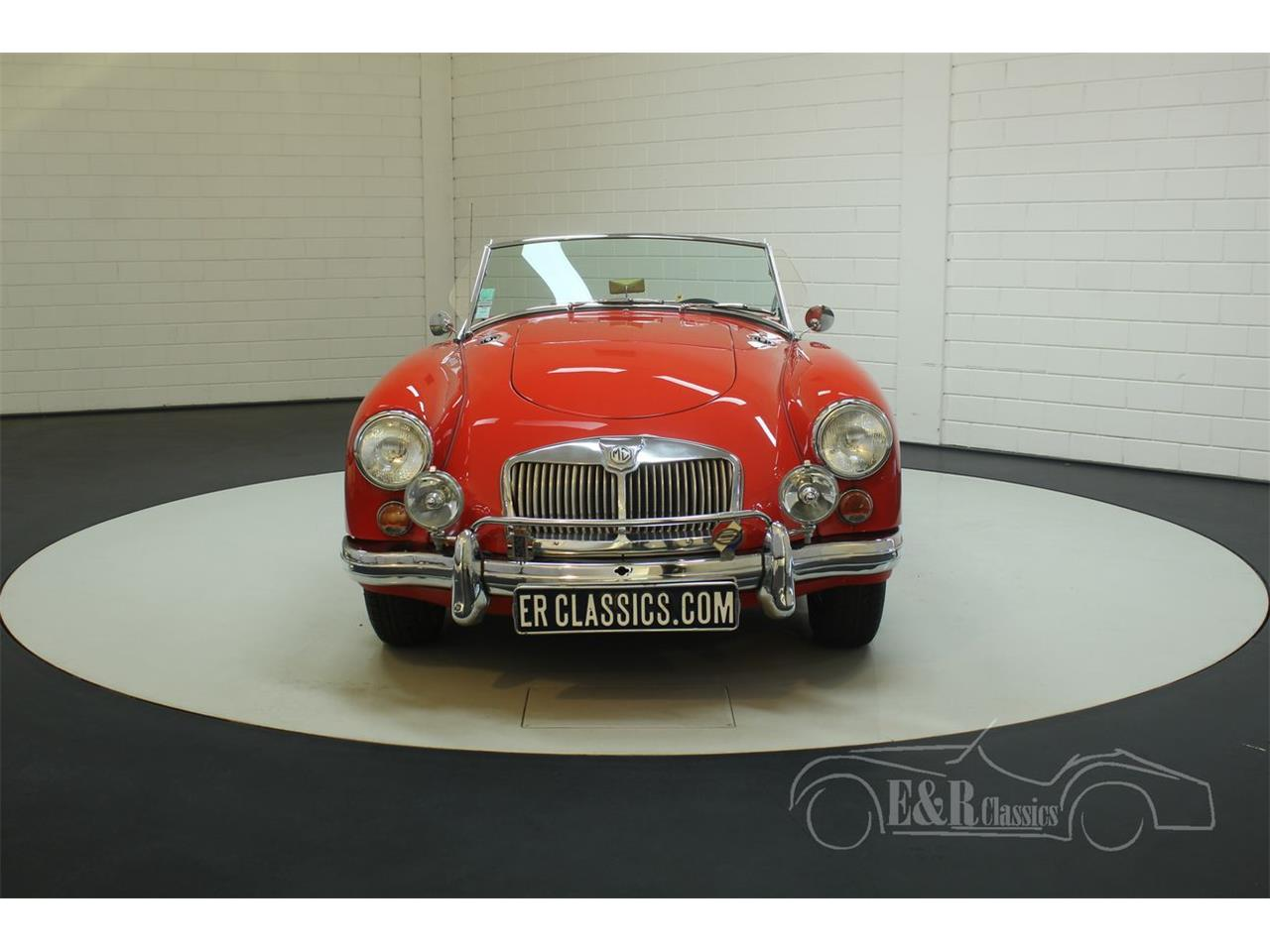 Large Picture of Classic 1962 MG MGA - QKGO