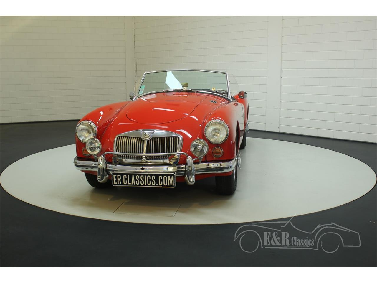 Large Picture of Classic 1962 MGA Offered by E & R Classics - QKGO