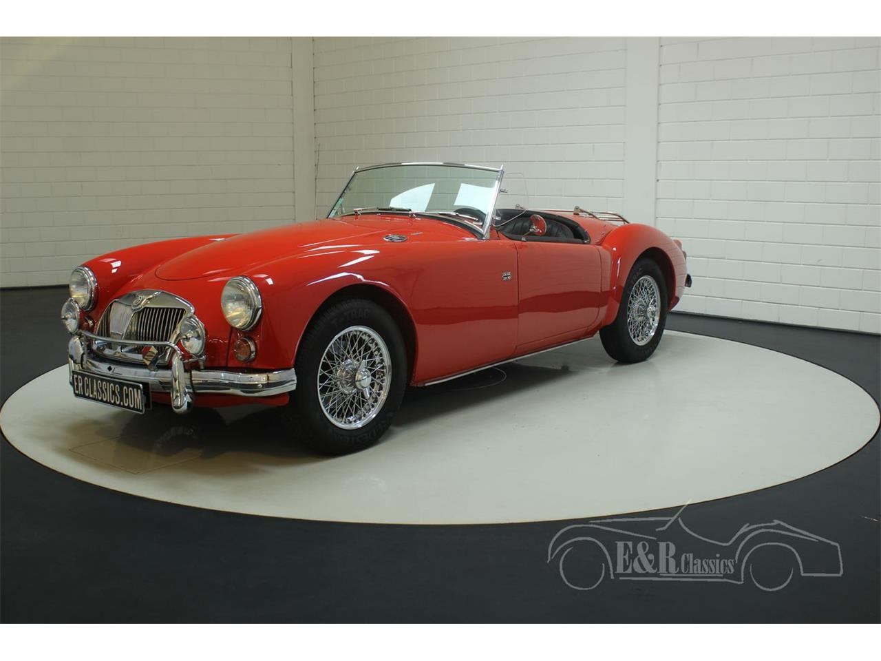 Large Picture of Classic 1962 MG MGA located in Waalwijk Noord-Brabant Offered by E & R Classics - QKGO