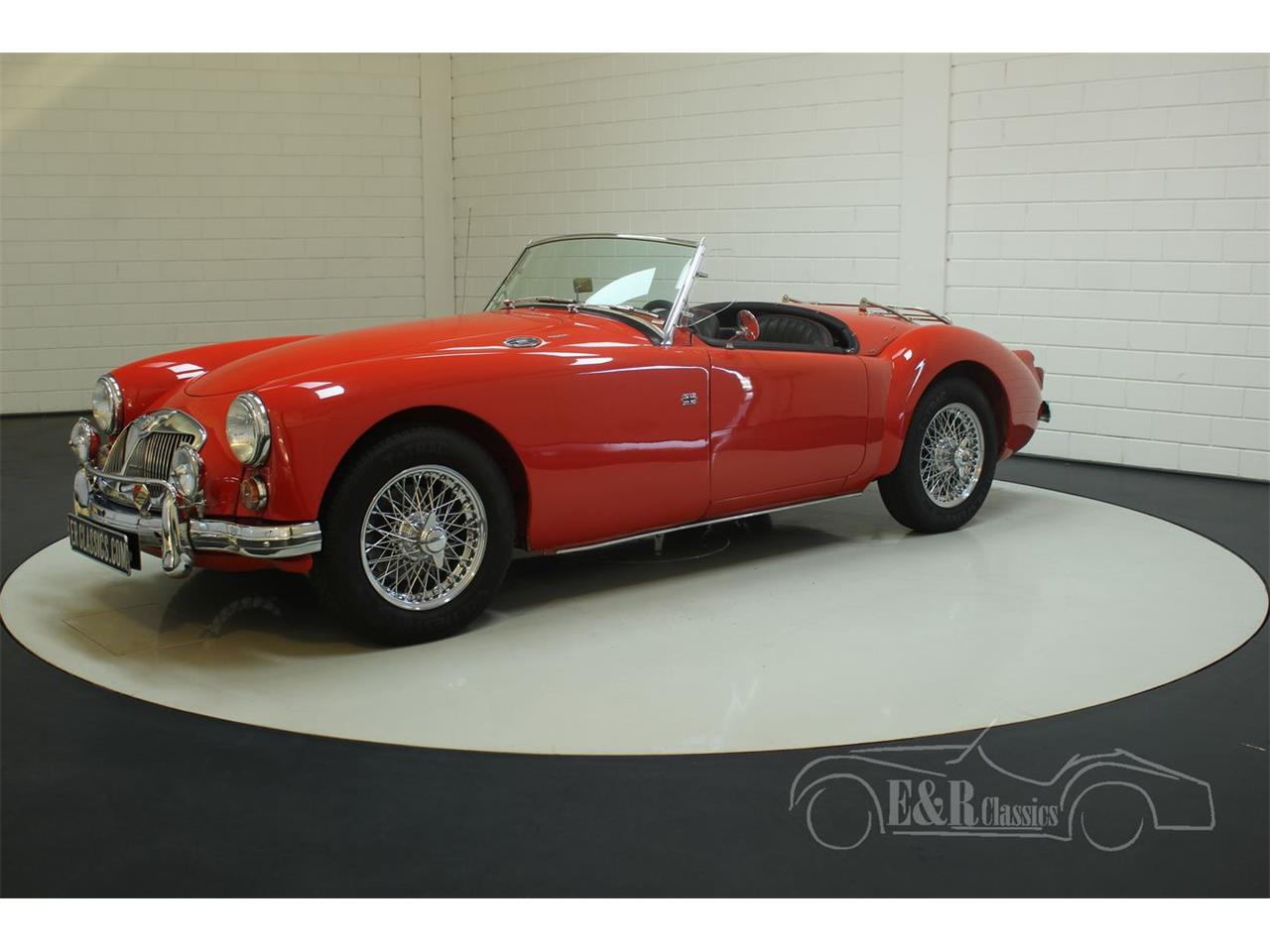 Large Picture of Classic '62 MGA - QKGO