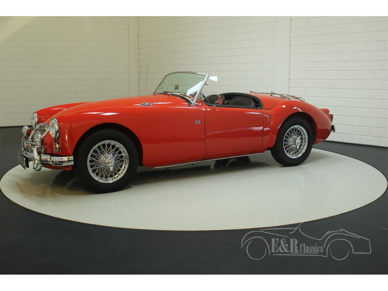 Large Picture of Classic '62 MG MGA located in Waalwijk Noord-Brabant - QKGO