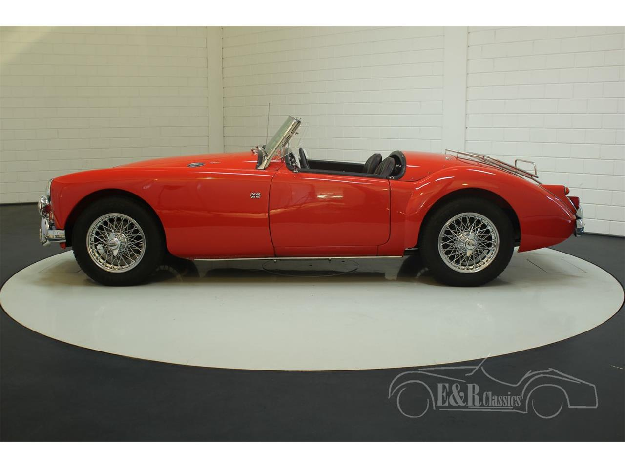 Large Picture of Classic 1962 MGA located in Noord-Brabant - $45,000.00 Offered by E & R Classics - QKGO
