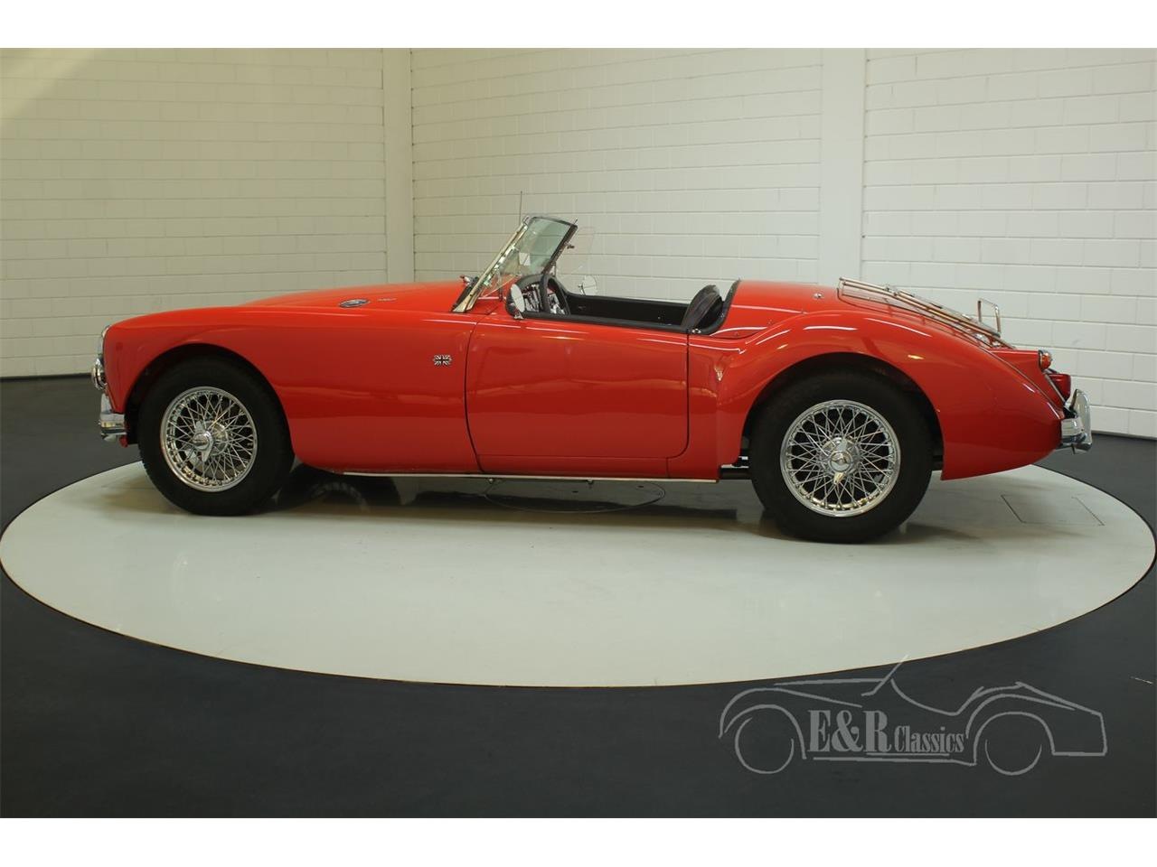 Large Picture of Classic '62 MG MGA - $45,000.00 - QKGO