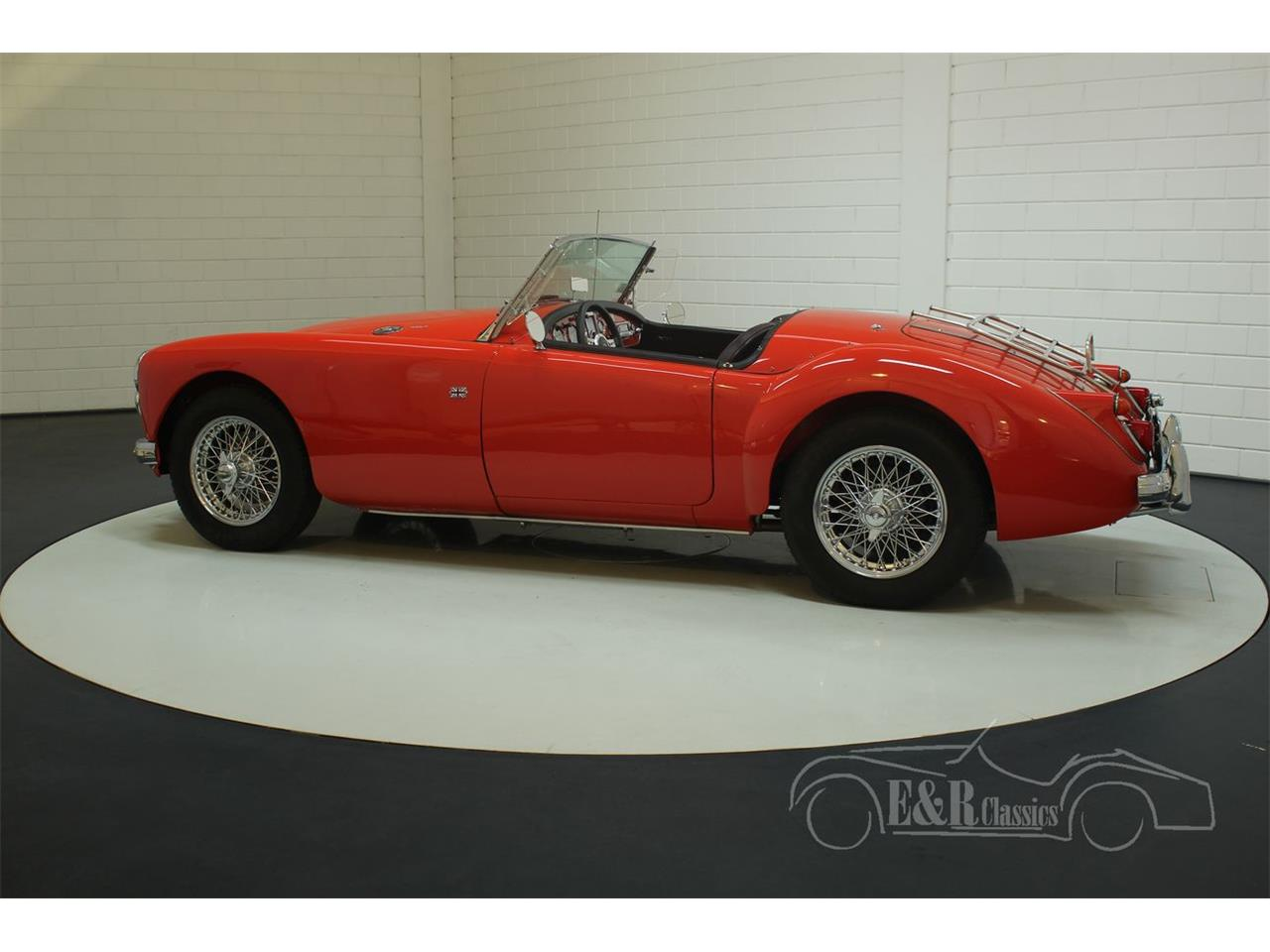 Large Picture of '62 MGA located in Waalwijk Noord-Brabant - QKGO