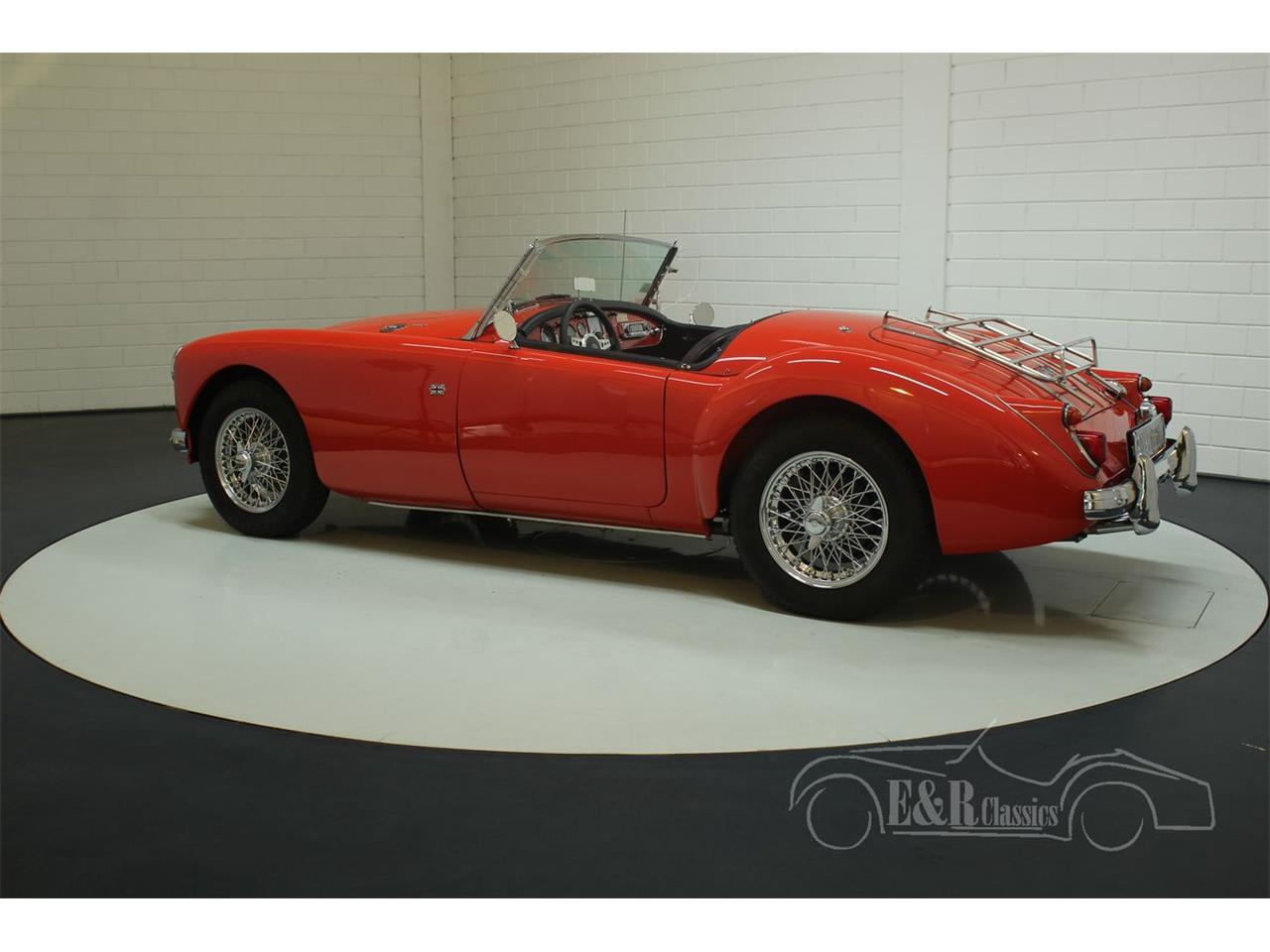 Large Picture of Classic '62 MGA Offered by E & R Classics - QKGO