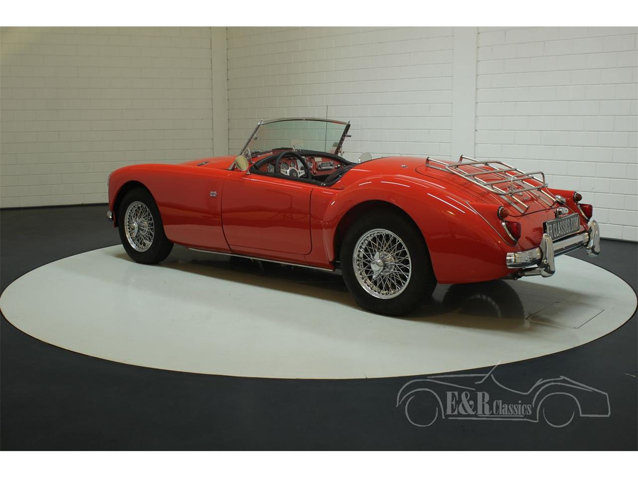 Large Picture of '62 MGA located in Waalwijk Noord-Brabant - $45,000.00 - QKGO