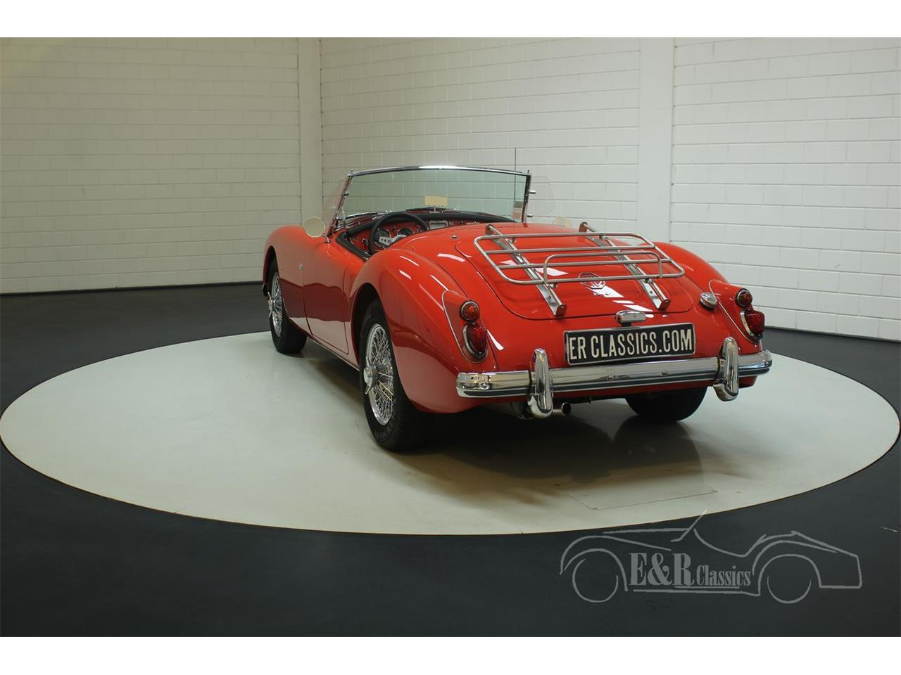 Large Picture of 1962 MGA - $45,000.00 Offered by E & R Classics - QKGO
