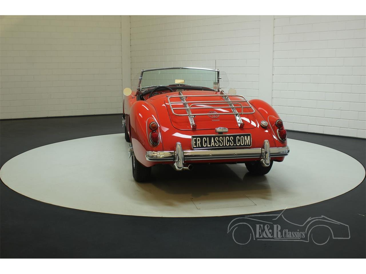 Large Picture of Classic 1962 MGA located in Waalwijk Noord-Brabant - $45,000.00 Offered by E & R Classics - QKGO