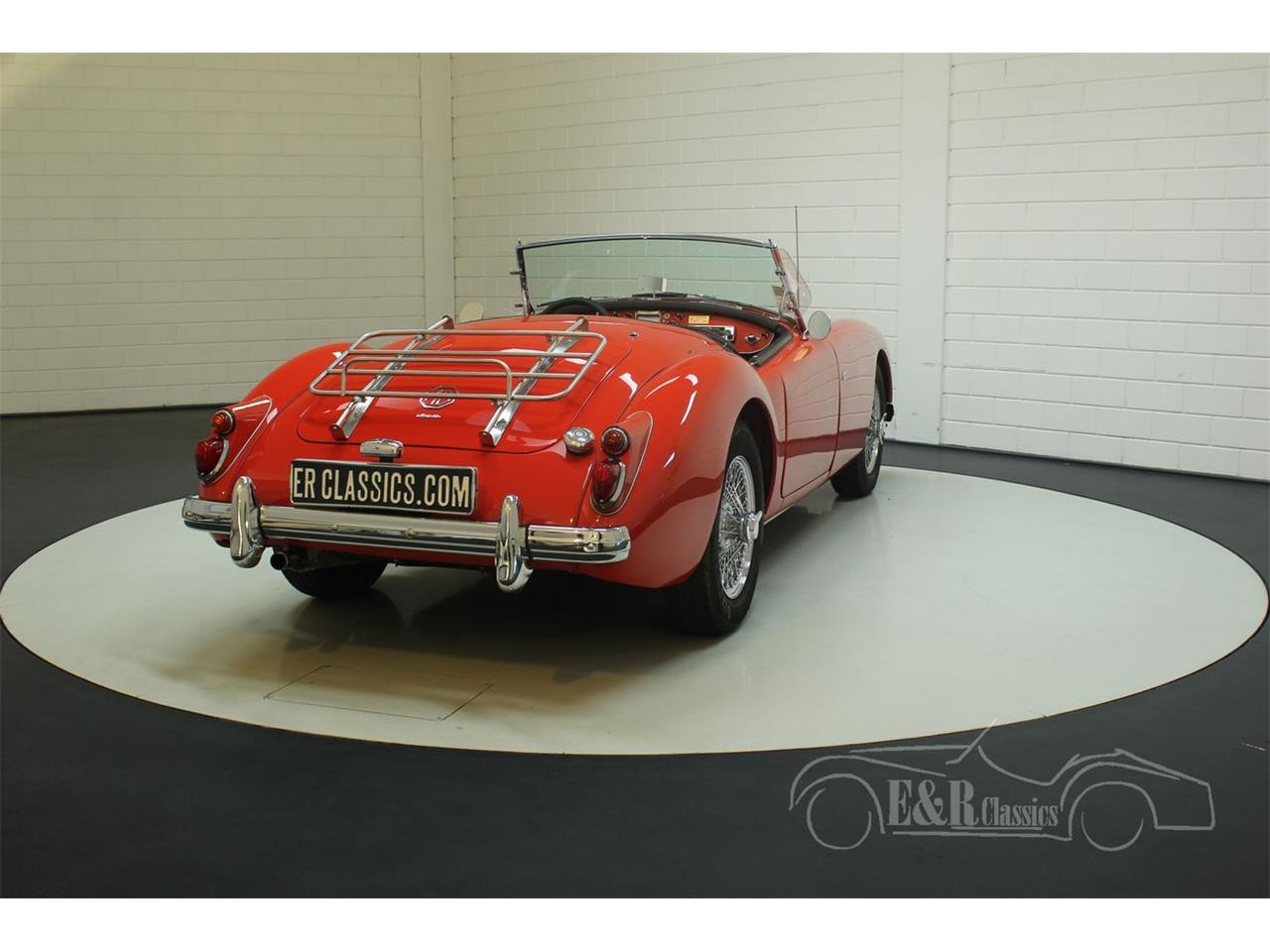 Large Picture of Classic 1962 MGA - $45,000.00 Offered by E & R Classics - QKGO