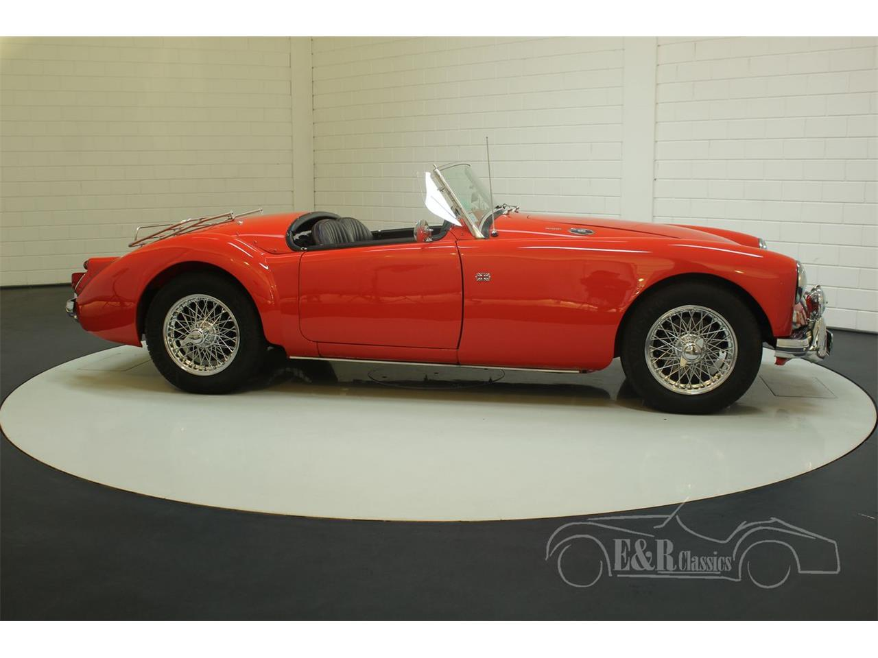 Large Picture of '62 MGA Offered by E & R Classics - QKGO