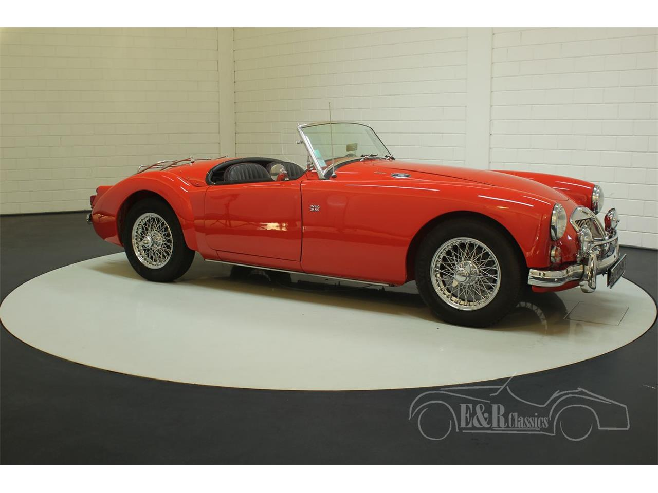 Large Picture of Classic '62 MG MGA located in Waalwijk Noord-Brabant Offered by E & R Classics - QKGO