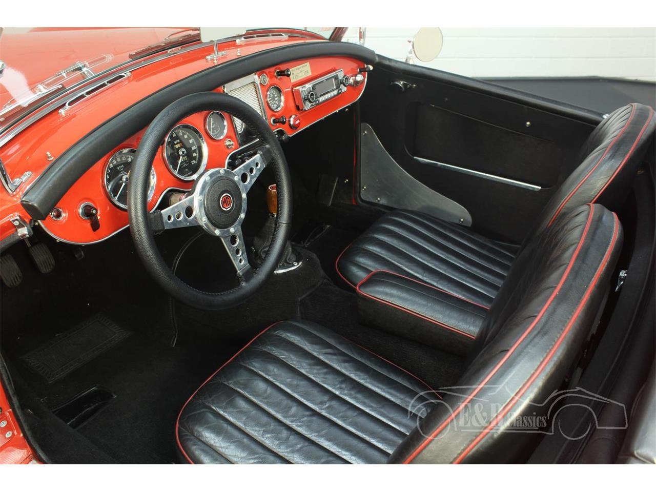 Large Picture of 1962 MG MGA located in Noord-Brabant - QKGO