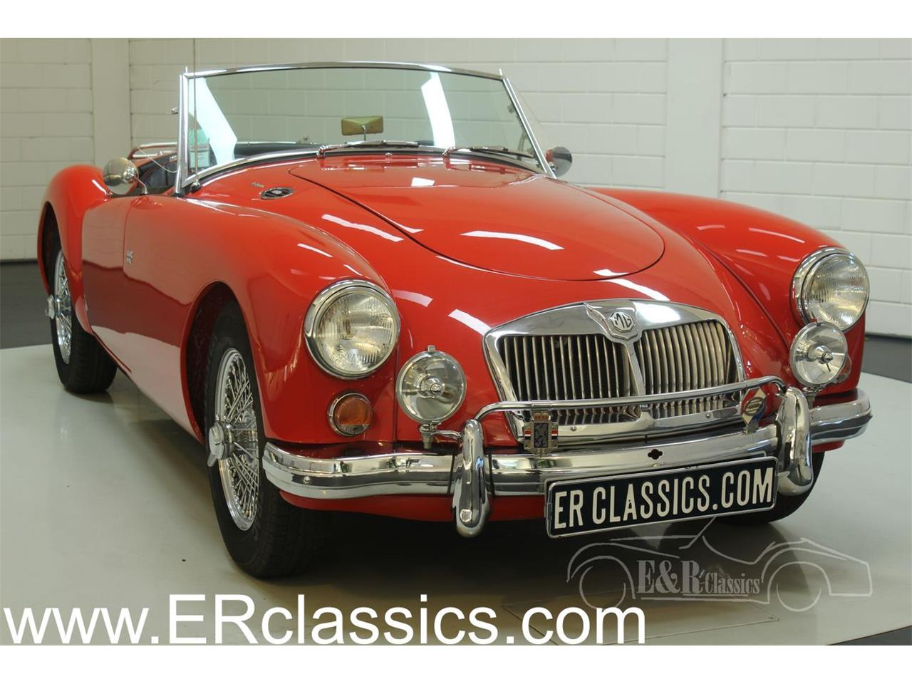 Large Picture of '62 MGA - QKGO