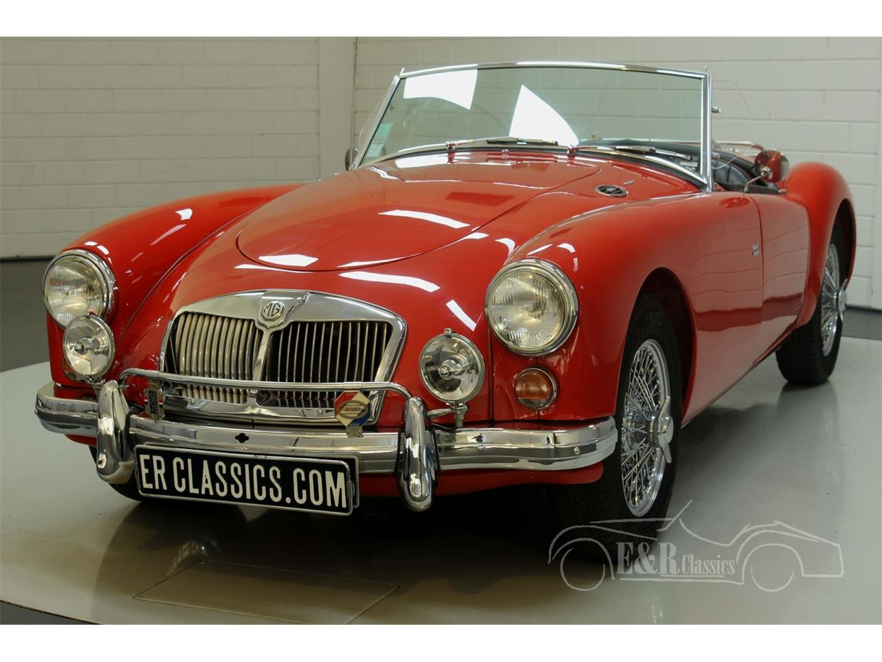 Large Picture of 1962 MGA located in Noord-Brabant - $45,000.00 Offered by E & R Classics - QKGO