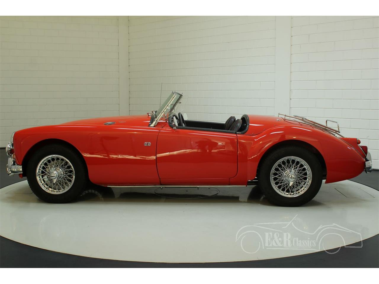 Large Picture of Classic 1962 MGA located in Waalwijk Noord-Brabant - QKGO