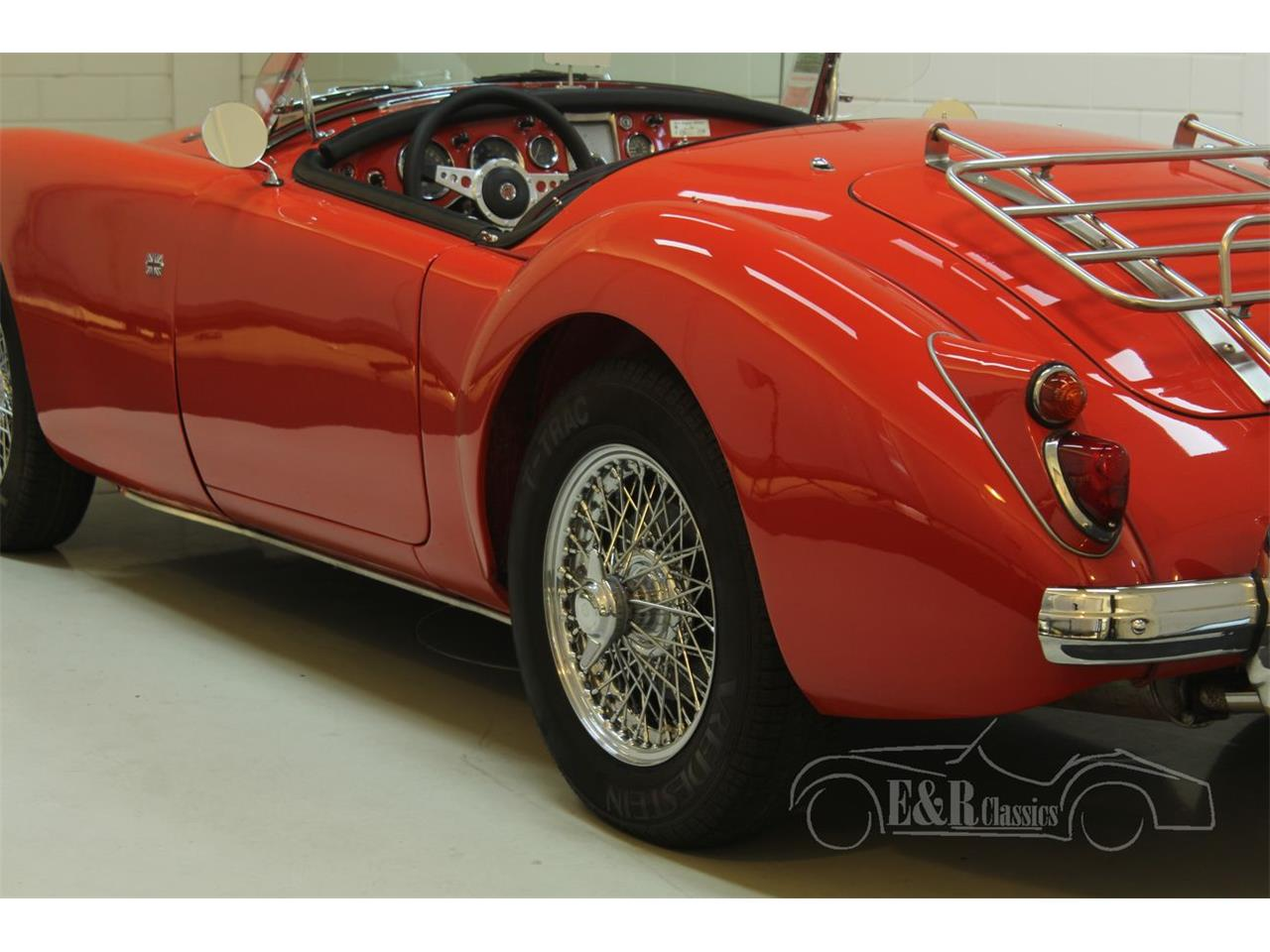 Large Picture of Classic 1962 MGA - QKGO