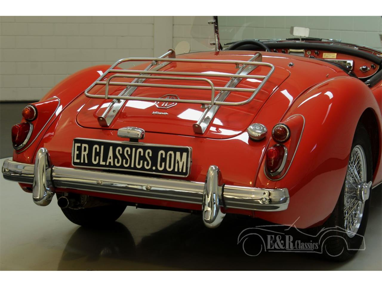 Large Picture of '62 MGA - $45,000.00 Offered by E & R Classics - QKGO