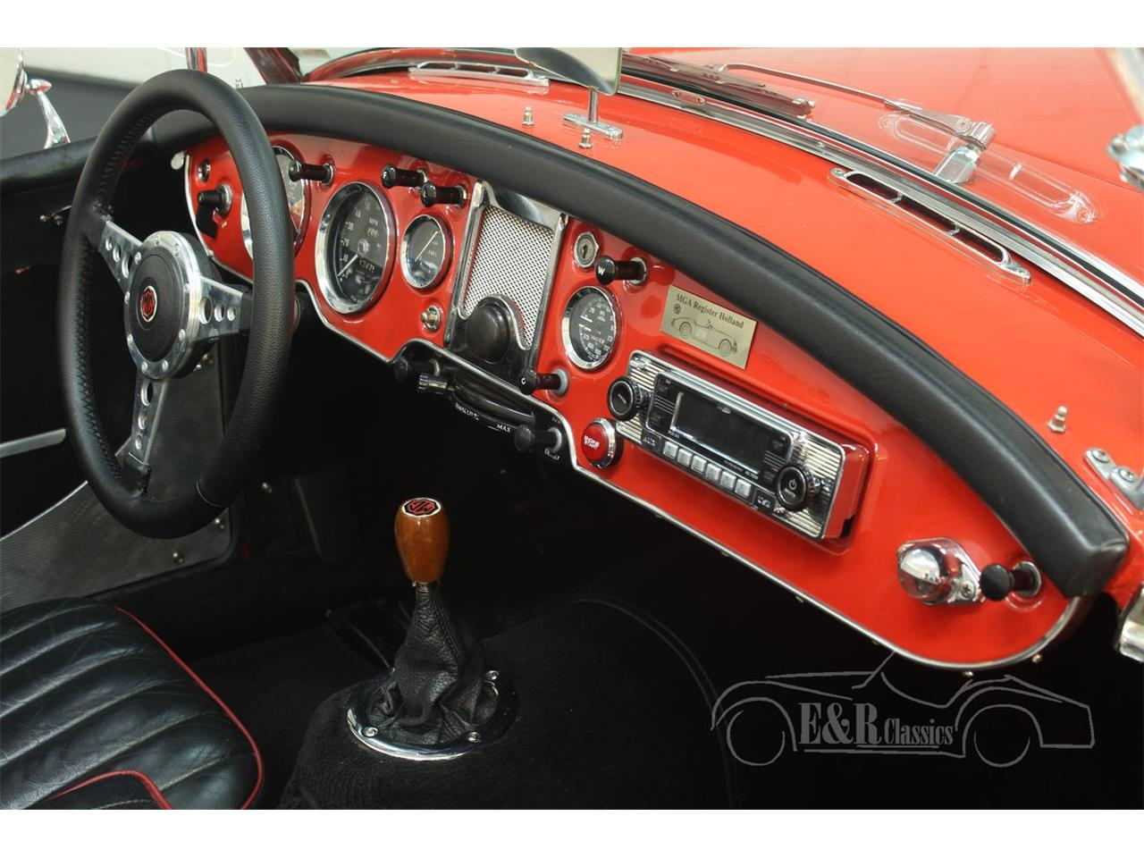 Large Picture of '62 MG MGA - QKGO
