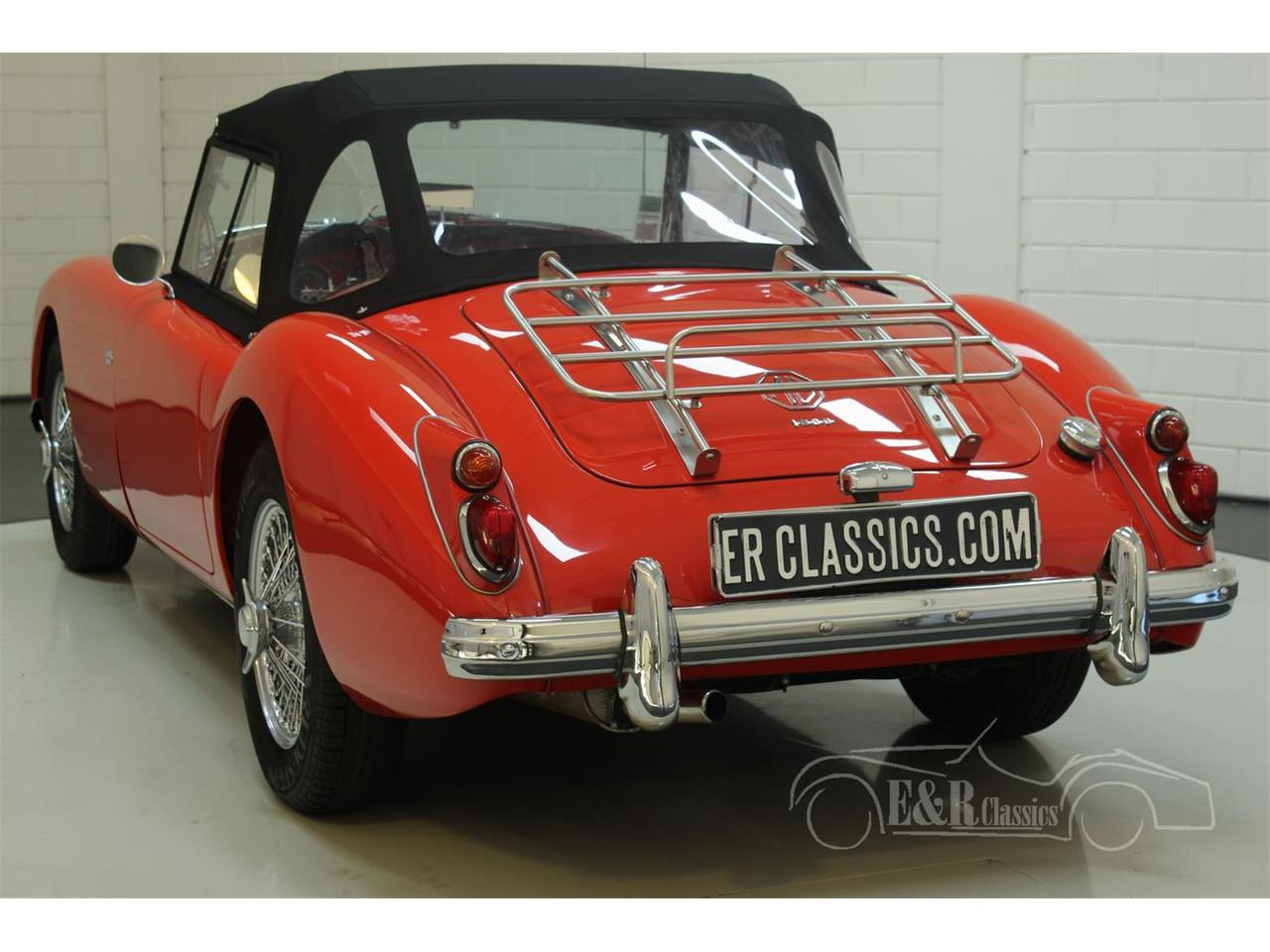 Large Picture of 1962 MGA - QKGO
