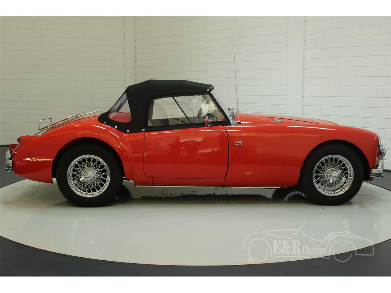 Large Picture of '62 MGA located in Noord-Brabant - QKGO