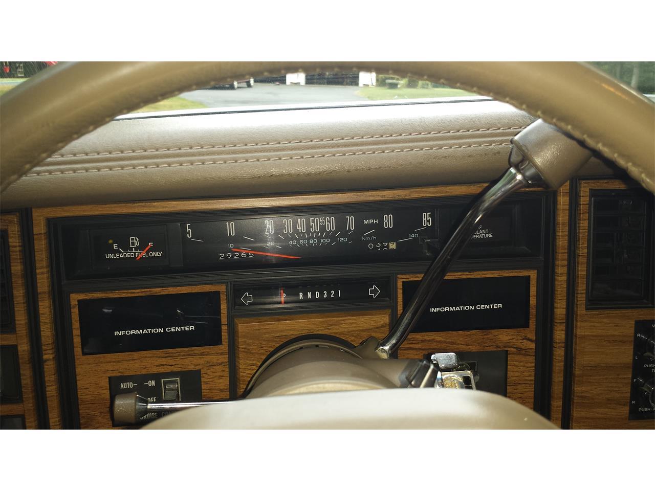 Large Picture of '85 Eldorado - QKGU