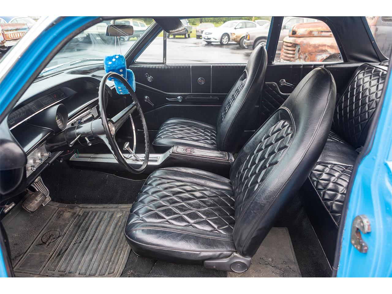 Large Picture of Classic 1963 Chevrolet Bel Air - $12,500.00 - QKH1