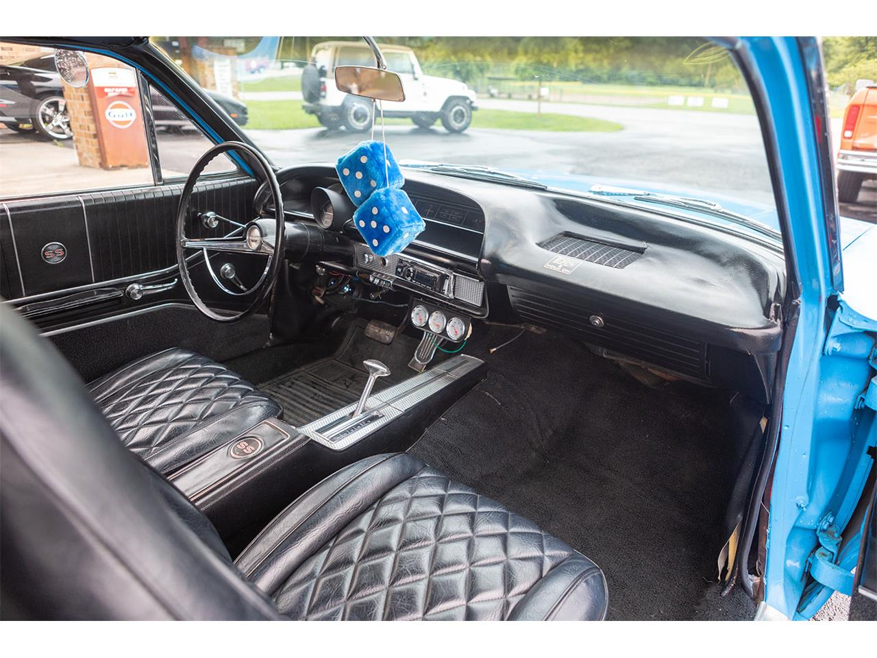 Large Picture of Classic '63 Chevrolet Bel Air located in Illinois - $12,500.00 - QKH1