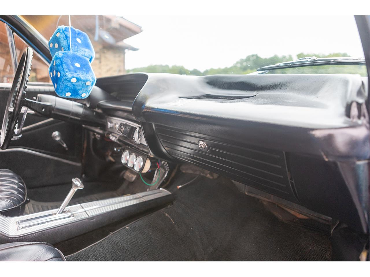 Large Picture of Classic '63 Chevrolet Bel Air located in Illinois Offered by Curt's Classics LLC - QKH1
