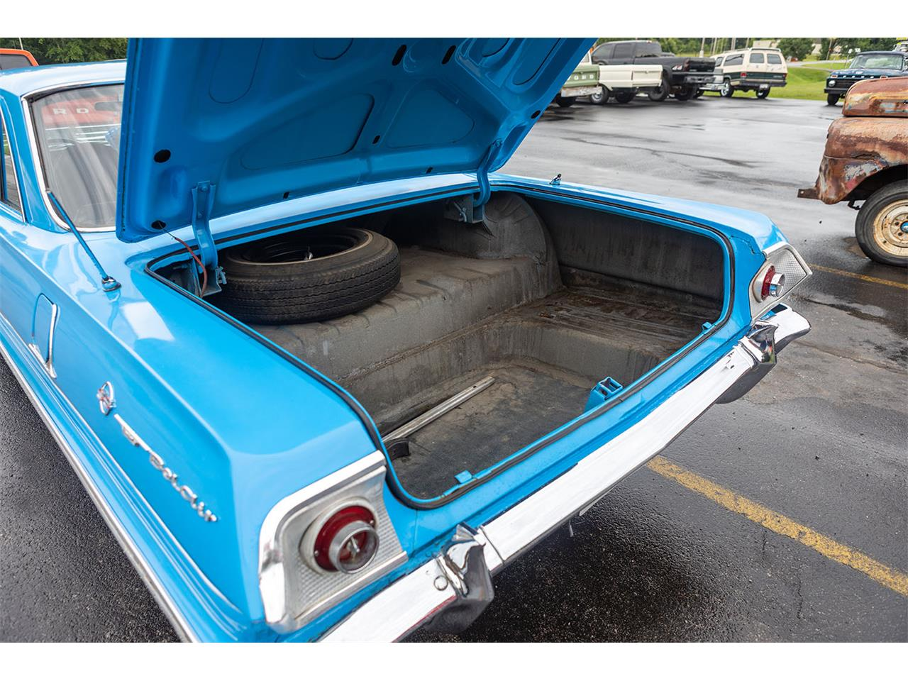 Large Picture of 1963 Chevrolet Bel Air located in Illinois - $12,500.00 - QKH1