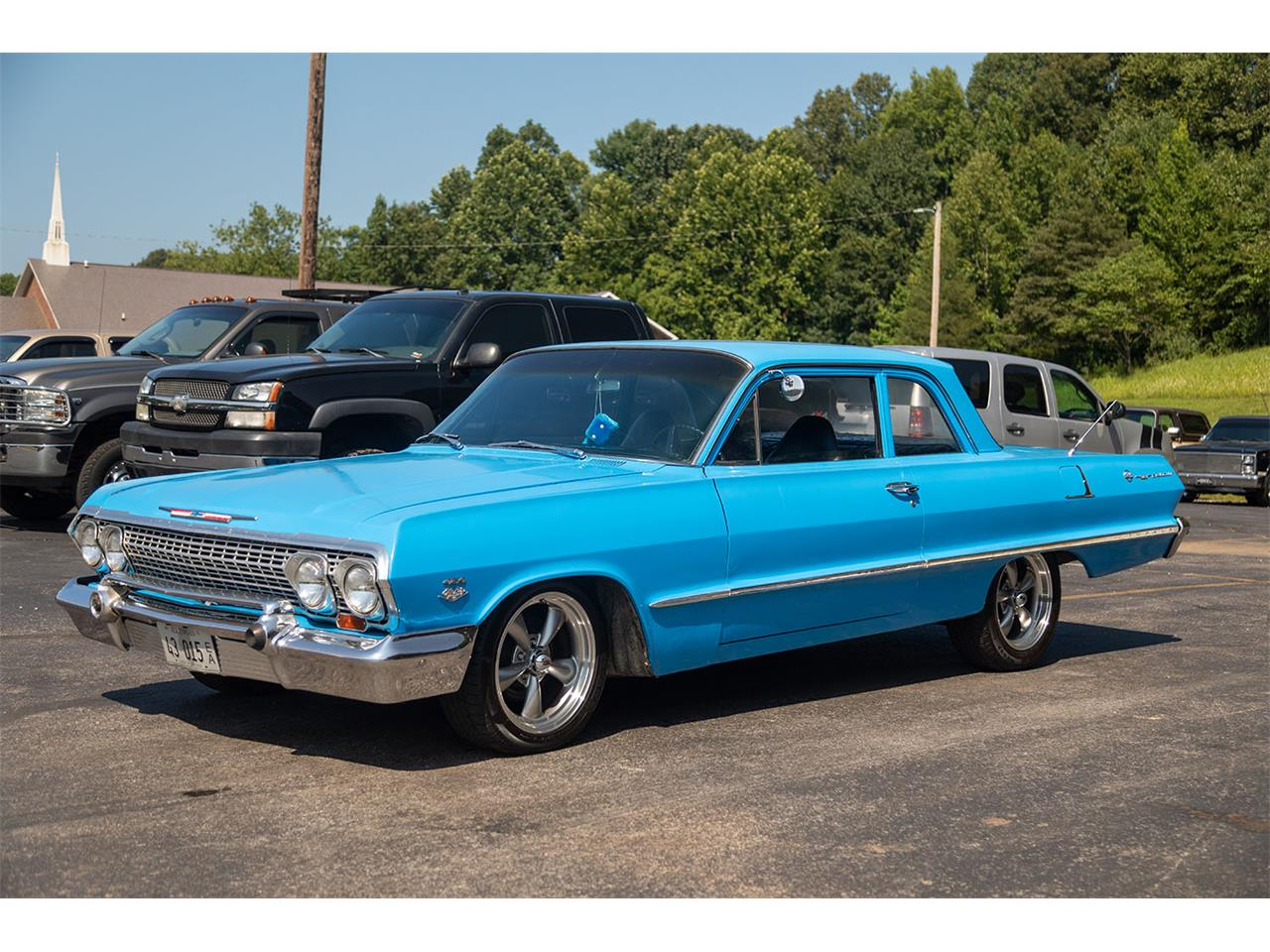 Large Picture of '63 Bel Air - QKH1
