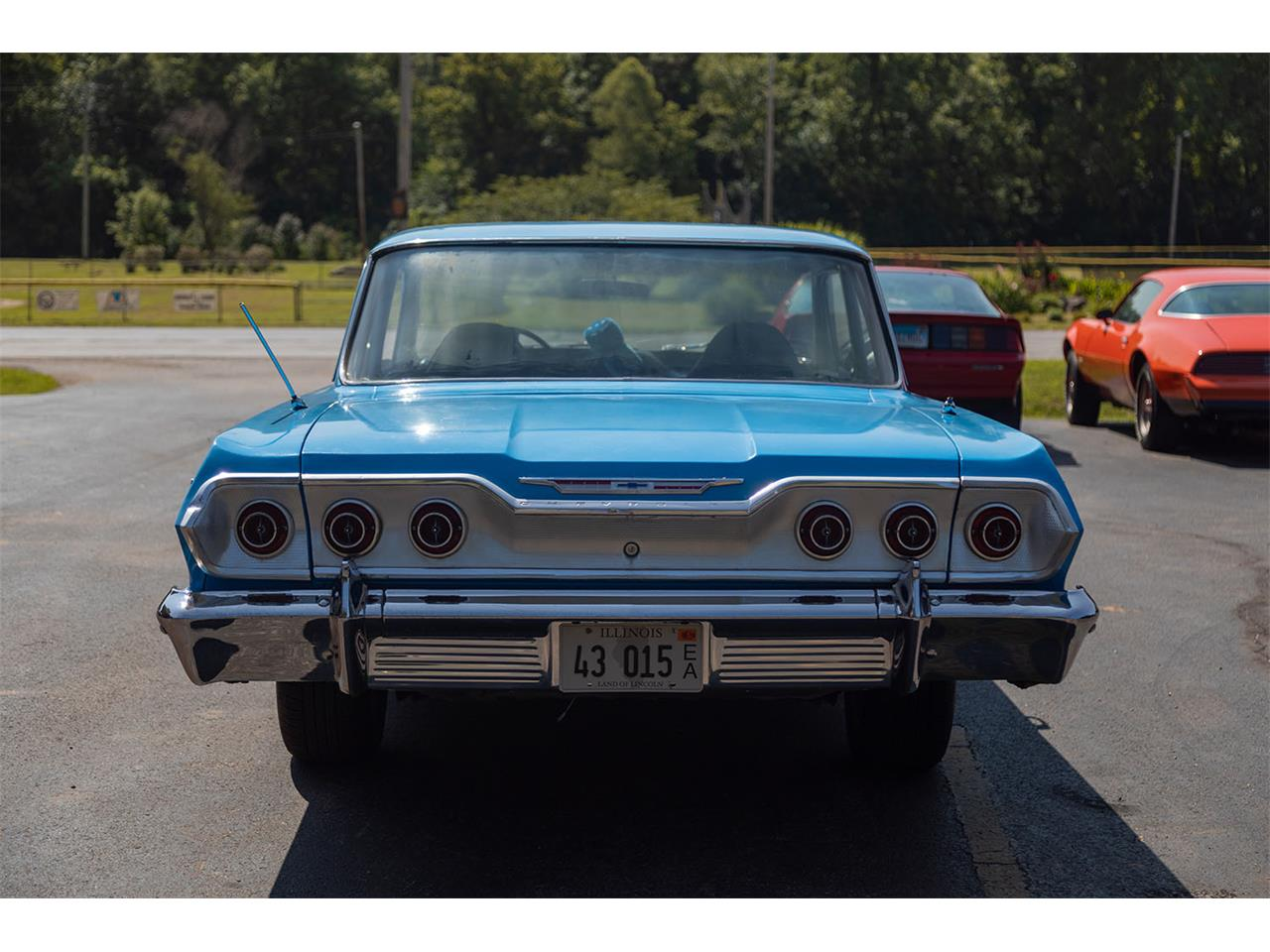 Large Picture of Classic '63 Bel Air located in Dongola Illinois Offered by Curt's Classics LLC - QKH1