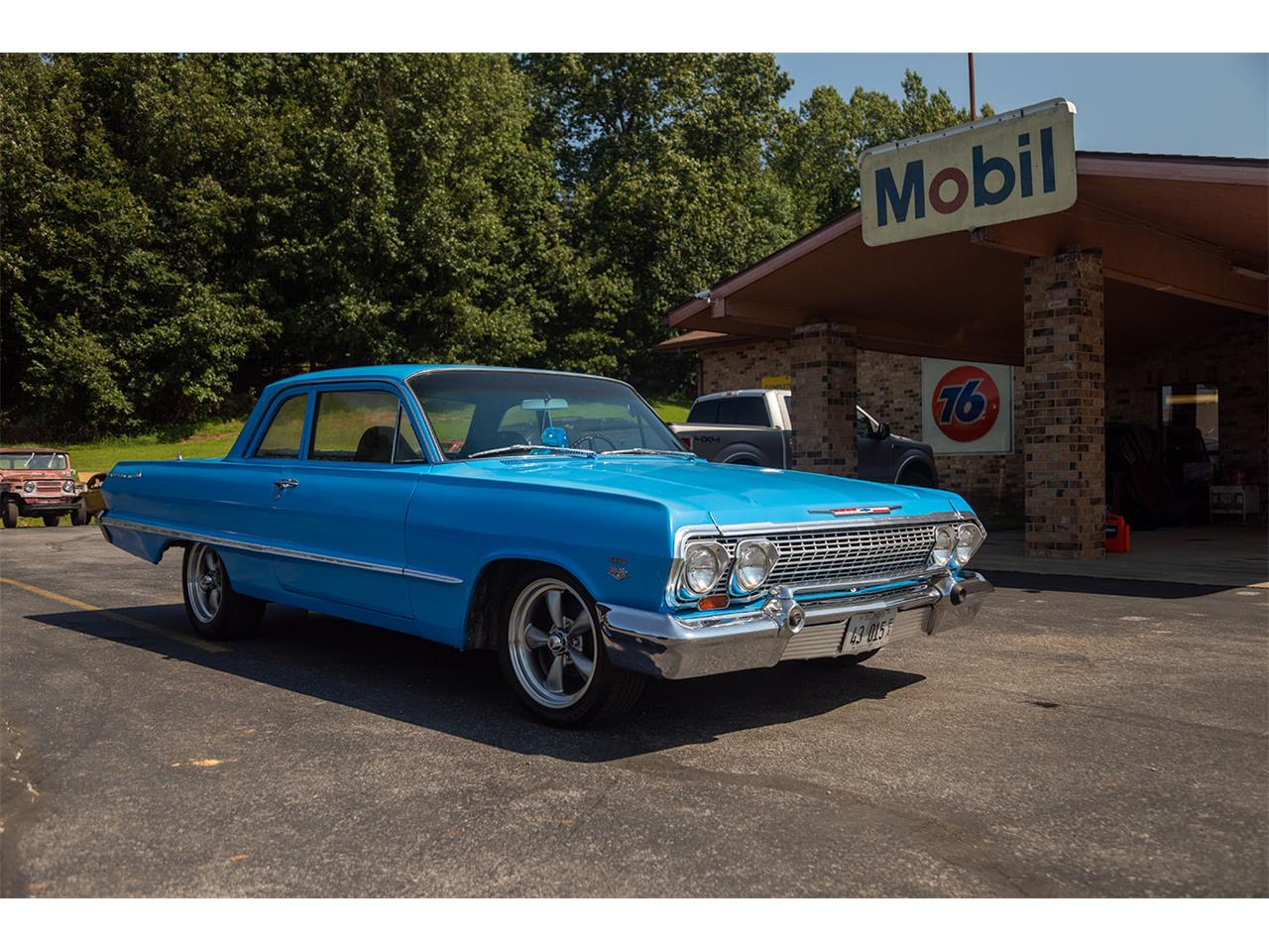 Large Picture of Classic 1963 Bel Air - $12,500.00 Offered by Curt's Classics LLC - QKH1