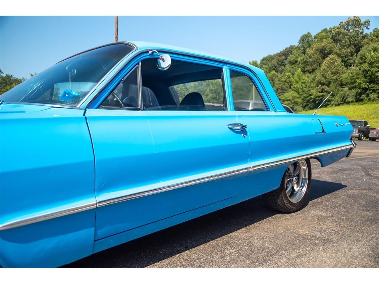 Large Picture of Classic 1963 Chevrolet Bel Air Offered by Curt's Classics LLC - QKH1