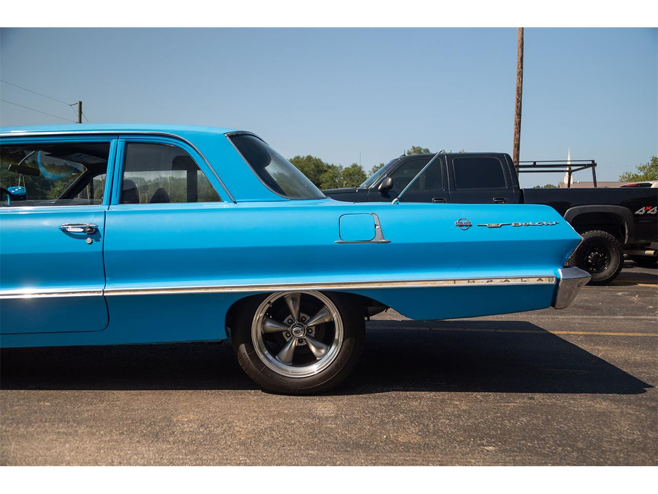 Large Picture of Classic 1963 Bel Air located in Dongola Illinois - $12,500.00 - QKH1