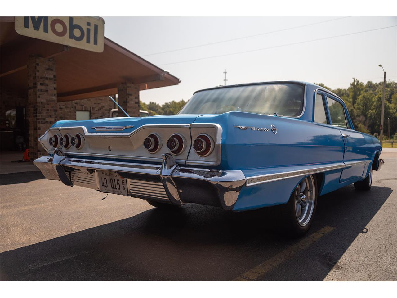 Large Picture of Classic 1963 Chevrolet Bel Air - QKH1
