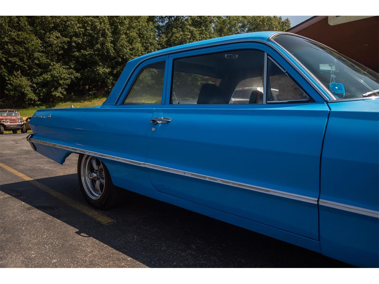 Large Picture of 1963 Bel Air located in Dongola Illinois Offered by Curt's Classics LLC - QKH1