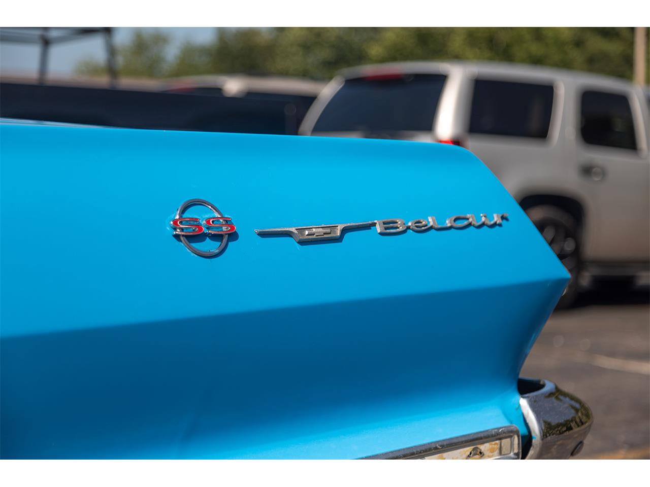 Large Picture of Classic '63 Chevrolet Bel Air - $12,500.00 Offered by Curt's Classics LLC - QKH1