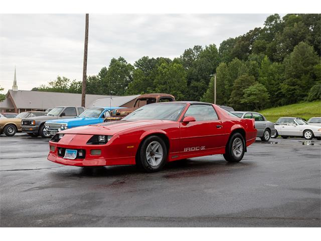 Picture of '87 Camaro IROC-Z - QKH3