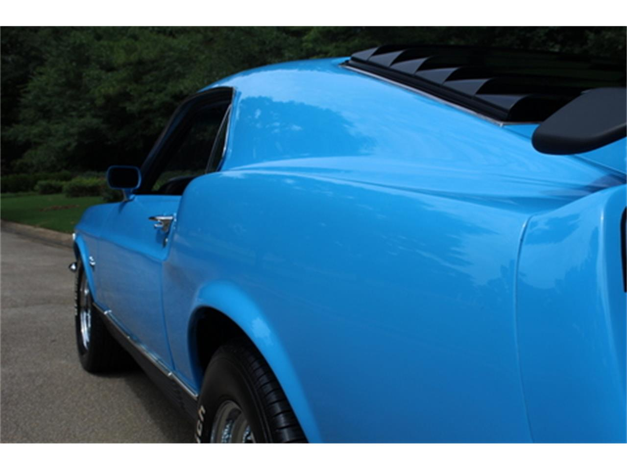 Large Picture of '70 Mustang Mach 1 - QKH5