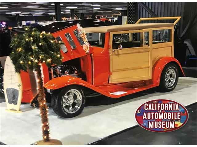 Picture of '32 Woody Wagon - QKHA