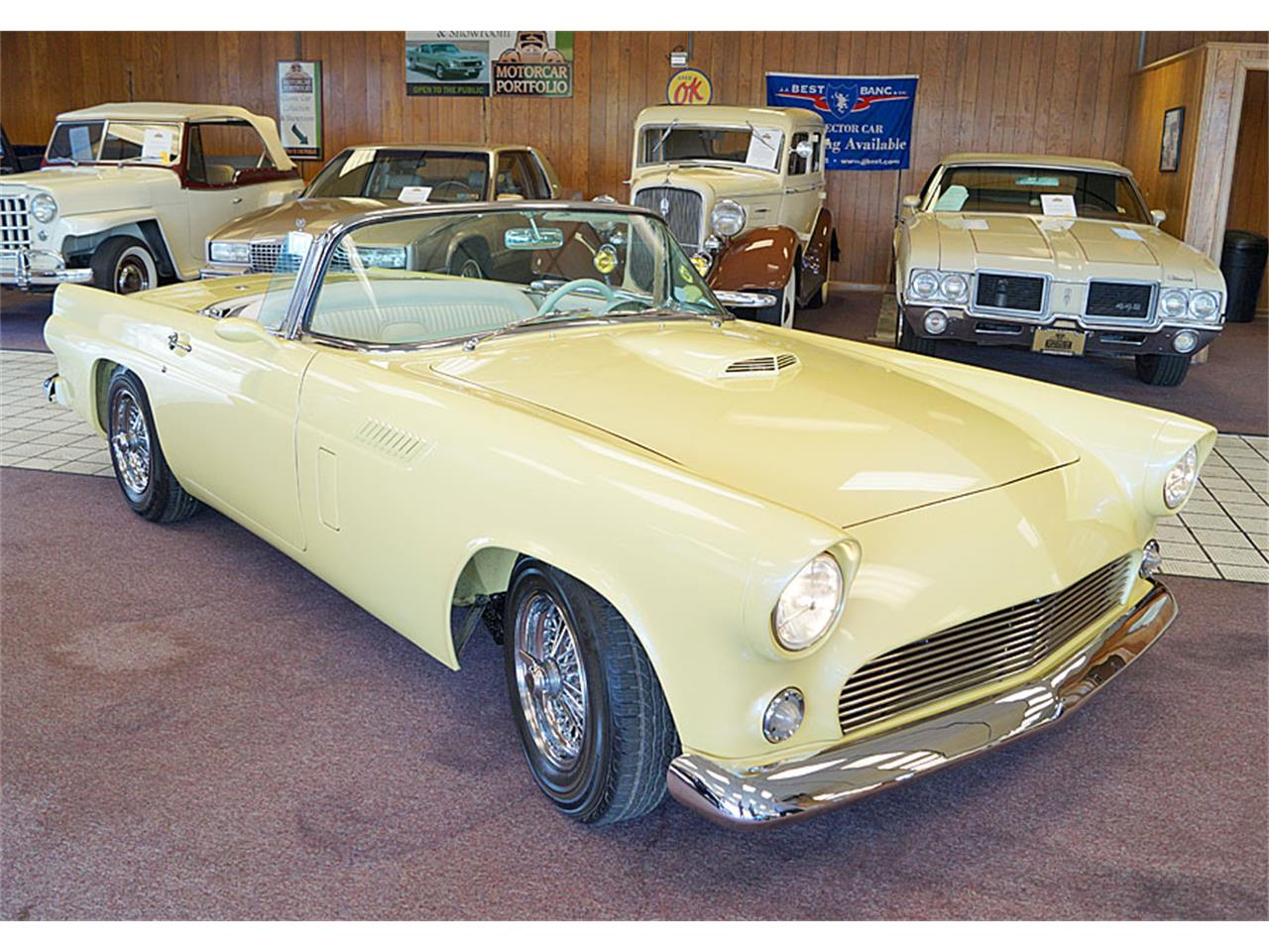 Large Picture of '56 Thunderbird - QKHI