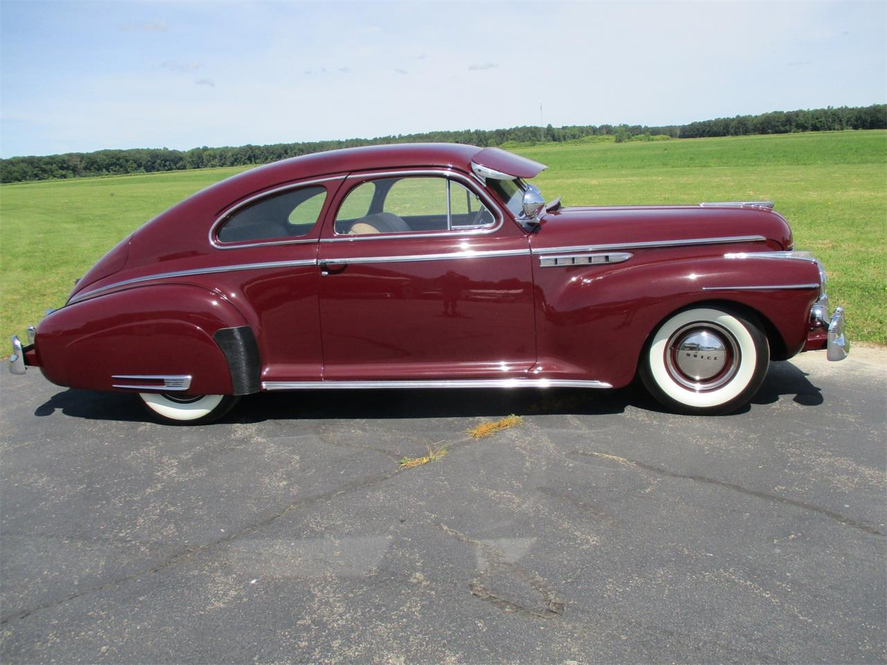 Large Picture of Classic '41 Buick Special located in Bedford Hts Ohio Offered by Vintage Motor Cars USA - QKHK