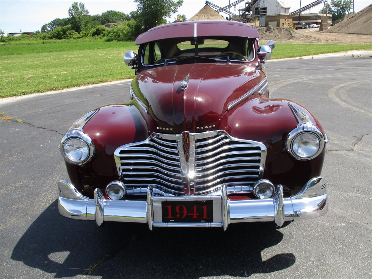 Large Picture of Classic 1941 Buick Special located in Ohio - $39,500.00 Offered by Vintage Motor Cars USA - QKHK