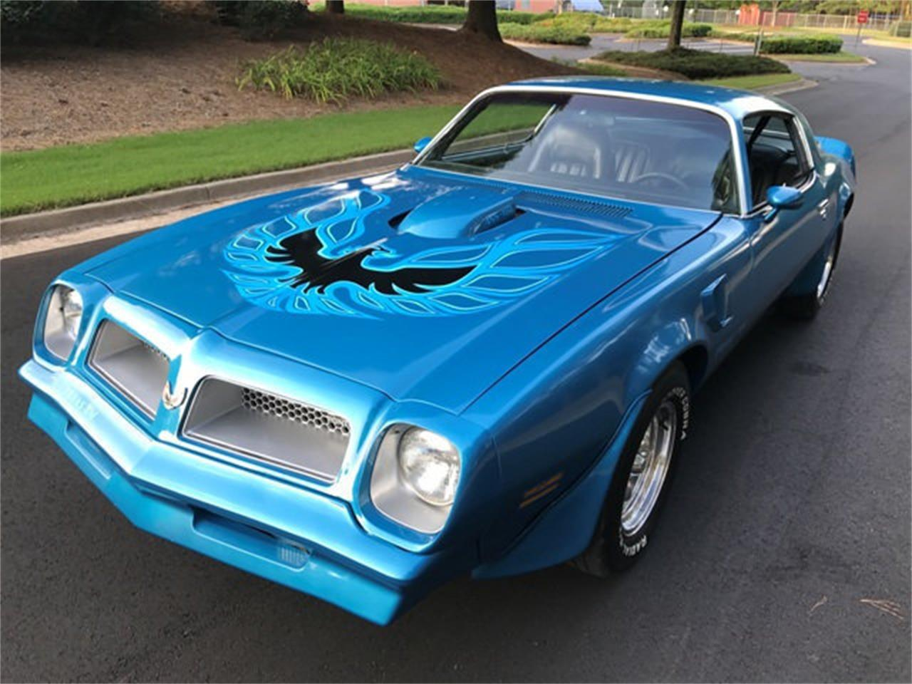 Large Picture of '76 Firebird Trans Am - QKHL