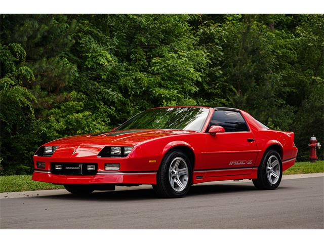 Picture of '88 Camaro IROC Z28 - QDTF