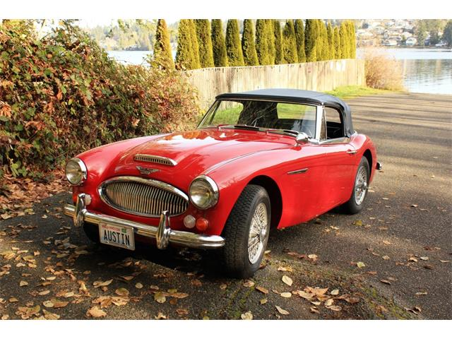 1966 Austin-Healey 3000 Mark III BJ8