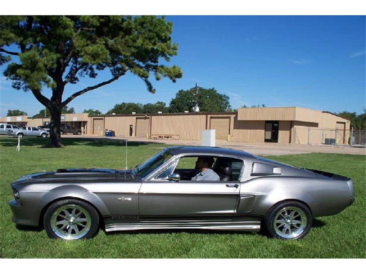 Large Picture of '67 Mustang - QKII